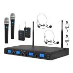 PylePro PDWM4350U - Microphone system