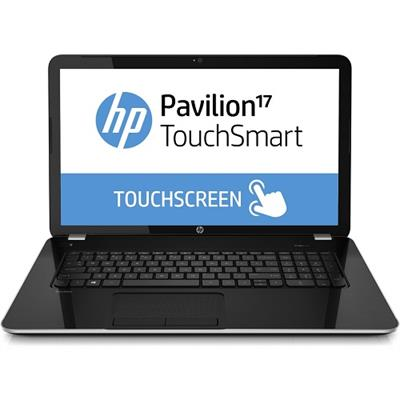HP Pavilion 17-e123cl TouchSmart AMD Elite Quad-Core A8-5550M 2.10GHz Notebook PC - 8GB RAM, 1TB HDD, 17.3