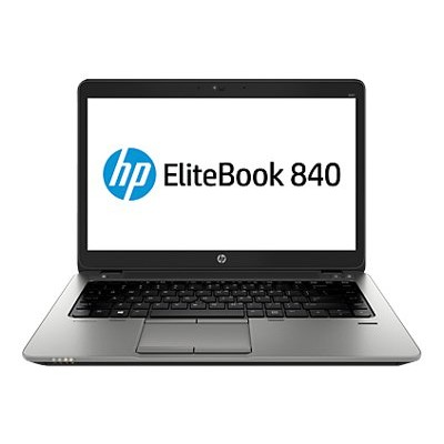 HP Smart Buy EliteBook 840 G1 Intel Core i7-4600U Dual-Core 2.10GHz Notebook PC - 8GB RAM, 256GB SSD SED, 14.0