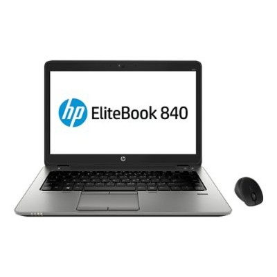 HP Smart Buy EliteBook 840 G1 Intel Core i5-4300U Dual-Core 1.90GHz Notebook PC - 4GB RAM, 256GB SSD SED, 14.0