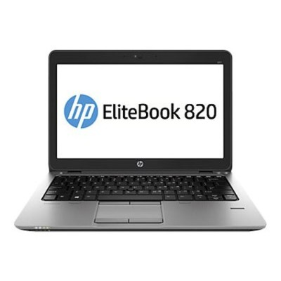 HP Smart Buy EliteBook 820 G1 Intel Core i7-4600U Dual-Core 2.10GHz Notebook PC - 8GB RAM, 256GB SSD SED, 12.5