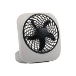 FD05004 - Cooling fan - 5 in - cool gray