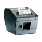 Star Micronics TSP 743II - Receipt printer - two-color (monochrome) - thermal paper - Roll (3.25 in) - 203 dpi - up to 425.2 inch/min - LAN - cutter 37963940