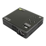LED Android Pico Projector, 550 Lumens with Android, 720p HD, WiFi & Bluetooth, HDMI, VGA, and Composite AV Inputs