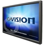 "70"" Class LED display - digital signage - with touchscreen - 1080p (Full HD) 1920 x 1080"