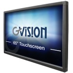 "65"" Class LED display - digital signage - with touchscreen - 1080p (Full HD) 1920 x 1080"