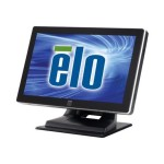"Desktop Touchmonitors 1519L iTouch Plus - LCD monitor - 15.6"" - touchscreen - 1366 x 768 - 225 cd/m² - 500:1 - 8 ms - VGA - speakers - dark gray"