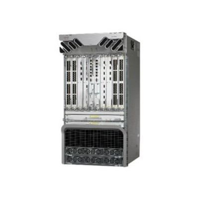 Cisco ASR 9010 - router - desktop, rack-mountable - with 2 x ASR 9000 Series Route Switch Processor 440 (A9K-RSP440-SE) (ASR-9010-AC-SE-BUN)