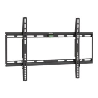 "TrippLite Display TV LCD Wall Monitor Mount Fixed 32"" to 70"" TVs / EA / Flat-Screens - Wall mount for LCD display (Low Profile Mount) - steel - black - screen size: 32""-70"" DWF3270X"