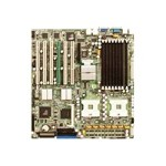 Super Micro SUPERMICRO X6DHE-XB - Motherboard - extended ATX - Socket 604 - 2 CPUs supported - E7520 - 2 x Gigabit LAN - onboard graphics ( pack of 10 ) MBD-X6DHE-XB-B