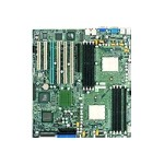 Super Micro SUPERMICRO H8DA8 - Motherboard - extended ATX - Socket 940 - 2 CPUs supported - AMD-8111 / AMD-8131 - 2 x Gigabit LAN - onboard graphics MBD-H8DA8-O