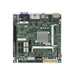 SUPERMICRO X10SBA - Motherboard - mini ITX - Intel Celeron J1900 - USB 3.0 - 2 x Gigabit LAN - onboard graphics - HD Audio