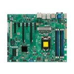 SUPERMICRO X9SAE-V - Motherboard - ATX - LGA1155 Socket - C216 - USB 3.0 - 2 x Gigabit LAN - onboard graphics (CPU required) - HD Audio (8-channel)