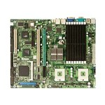 Super Micro SUPERMICRO X6DLP-4G2 - Motherboard - ATX - Socket 479 - 2 CPUs supported - E7520 - 2 x Gigabit LAN - onboard graphics MBD-X6DLP-4G2-B