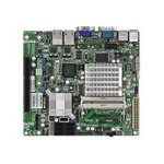 SUPERMICRO X7SPE-H-D525 - Motherboard - FlexATX - Intel Atom D525 - 2 x Gigabit LAN - onboard graphics