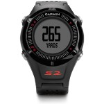 Garmin International Approach S2 GPS Golf Watch (Black/Red) - Refurbished / Recertified 010-N1139-01