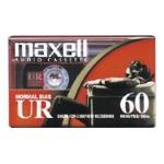 UR 60 - Cassette x 60min - Normal BIAS ( pack of 2 )