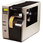 Zebra Tech Xi Series 110XiIIIPlus - Label printer - DT/TT - Roll (4.5 in) - 300 dpi - up to 479.5 inch/min - USB, LAN, serial 113-7B1-00100
