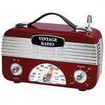 190503 AM/FM Vintage Radio