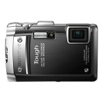 Tough TG-810 - Digital camera - compact - 14.0 MP - 5 x optical zoom - underwater up to 30ft - black