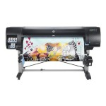 "HP Inc. DesignJet Z6600 Production Printer - 60"" large-format printer - color - ink-jet - Roll (60 in) - 2400 x 1200 dpi - up to 1507 sq.ft/hour (mono) / up to 1507 sq.ft/hour (color) - Gigabit LAN F2S71A#B1K"