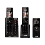 IS7121-2 - Cordless phone - answering system with caller ID/call waiting - DECT 6.0 + additional handset