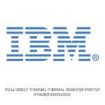 IBM PD42 DIRECT THERMAL-THERMAL TRANSFER PR PD42BJ1000002020