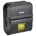 Brother RuggedJet RJ4030-K - Label printer - thermal paper - Roll (4.65 in) - 203 dpi - up to 300 inch/min - USB, serial, Bluetooth RJ4030-K