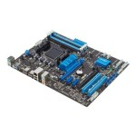 M5A97 LE - 2.0 - motherboard - ATX - Socket AM3+ - AMD 970 - USB 3.0 - Gigabit LAN - HD Audio (8-channel)