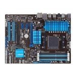 M5A97 - 2.0 - motherboard - ATX - Socket AM3+ - AMD 970 - USB 3.0 - Gigabit LAN - HD Audio (8-channel)