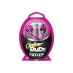 Maxell Color Buds CB-Pink - headphones 190540