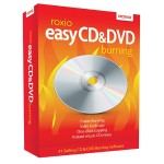 Corel Roxio Easy CD & DVD Burning 2011 249000