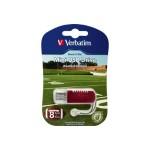 Store 'n' Go Mini, Sports Edition - Football - USB flash drive - 8 GB - USB 2.0