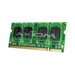 AX - DDR2 - 1 GB - SO-DIMM 200-pin - 800 MHz / PC2-6400 - unbuffered - non-ECC - for Dell Vostro A860, A90