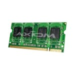 Axiom Memory AX - DDR2 - 1 GB - SO-DIMM 200-pin - 800 MHz / PC2-6400 - unbuffered - non-ECC - for Dell Vostro 1320, 1520, 1720 A2537140-AX