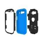 Trident Case Kraken A.M.S. Case for Samsung Galaxy S III - Blue AMS-I9300-BL