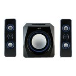 GPX iLive IHB23B - Speaker system - 2.1-channel - wireless IHB23B