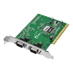 CyberPro JJ-P20911-S7 - Serial adapter - PCI - RS-232 x 2