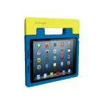 Kensington SafeGrip Rugged Carry Case & Stand - Protective case for tablet - blueberry - for Apple iPad Air K67809WW