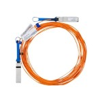 40 Gb/s Active Optical Cable - InfiniBand cable - QSFP+ to QSFP+ - 98 ft - fiber optic