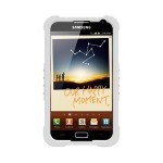 Perseus A.M.S. Case for Samsung Galaxy Note - White