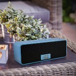 Adesso Xtream S2L - Speaker - for portable use - wireless - blue XTREAMS2L