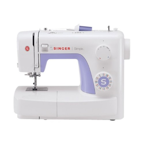 PCM | Singer Sewing Company, Simple 3232 - Sewing machine - 32 stitches - 1  one-step buttonhole, 3232