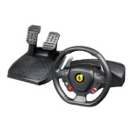 Guillemot Ferrari 458 Italia - Wheel and pedals set - wired - for PC, Microsoft Xbox 360 4460094