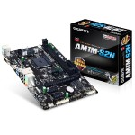 GIGA-BYTE Technology GA-AM1M-S2H AMD AM1 Micro ATX Motherboard GA-AM1M-S2H