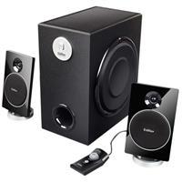 Edifier M3300SF 2.1 Multimedia Speaker System with Super-sleek Flat Panel Satellites