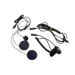 2-Way Radio Accessory (Closed-Face Helmet Headset Speaker/Microphone)