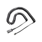 Plantronics U10P-S19 - Headset cable - RJ-45 (M) to Quick Disconnect (F) - 13 ft - for DuoPro; EncorePro; TriStar 38340-01