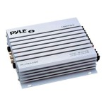 Pyle Hydra Series PLMRA400 - Marine - amplifier - 4-channel - 100 Watts x 4 PLMRA400