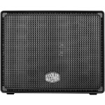 Cooler Master Elite 110 - Ultra small form factor - mini ITX ( ATX / PS/2 ) - midnight black - USB/Audio RC-110-KKN2